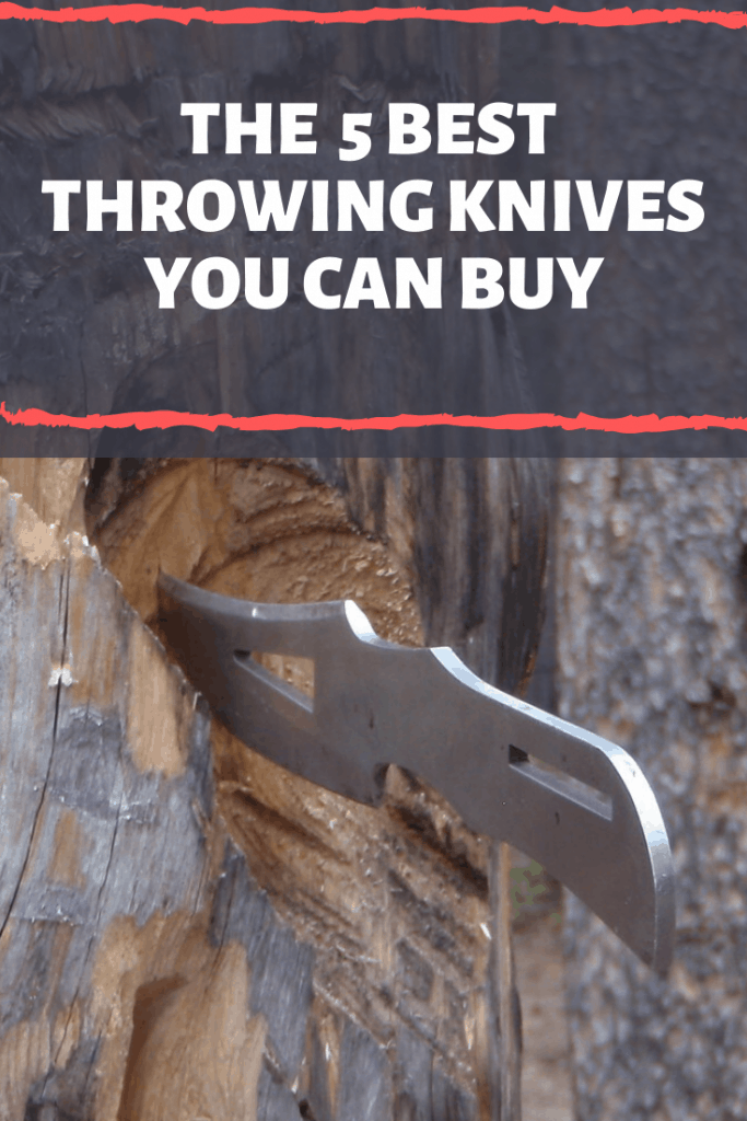 The Top 5 Best Throwing Knives You Can Buy
